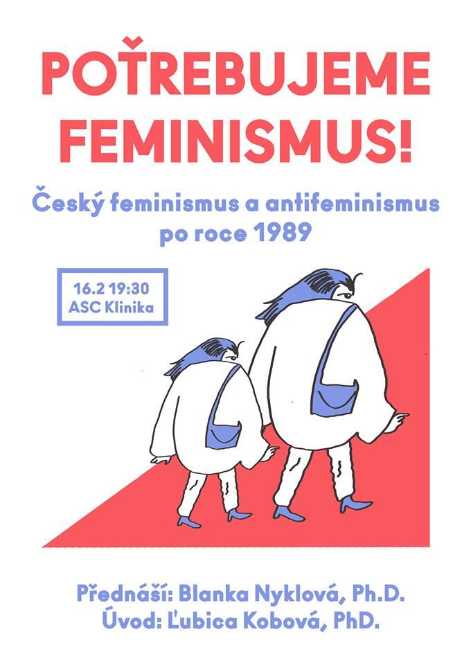 Český feminismus a antifeminismus