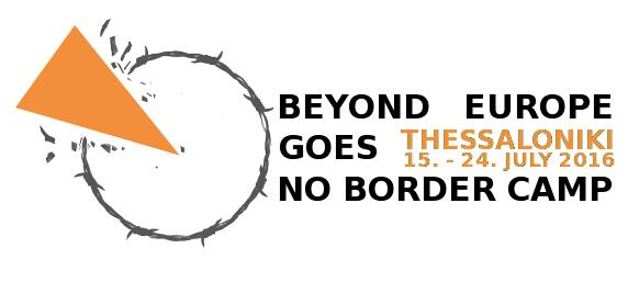 BE goes No Border Camp