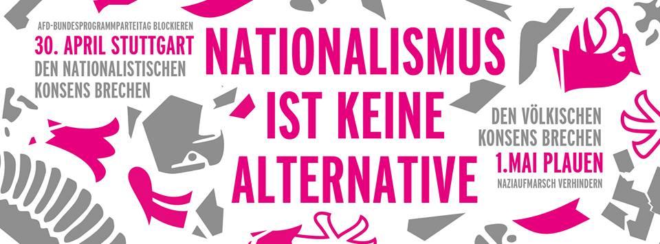 Nationalismus ist keine Aletrnative 2
