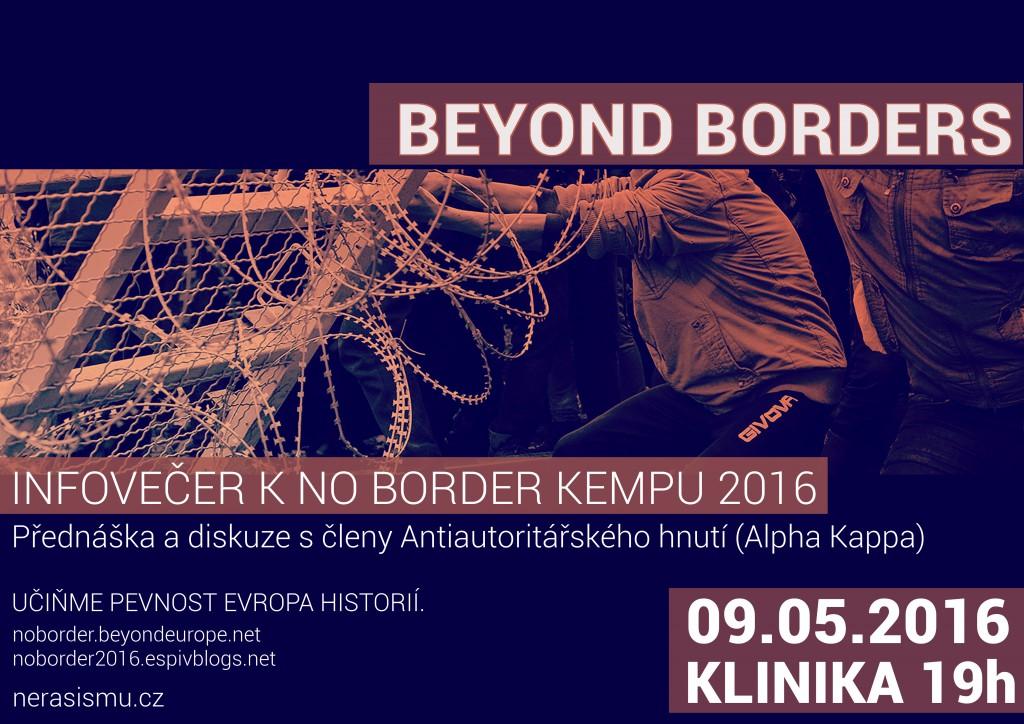 No Border+plagos