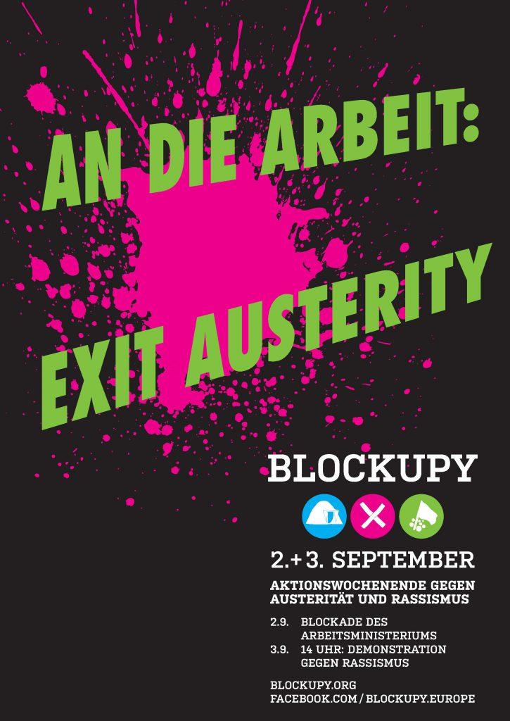 Blockupy+austerity