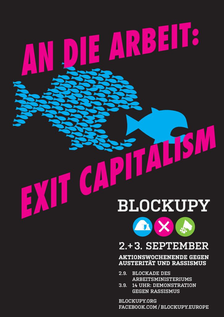 Blockupy+capitalism
