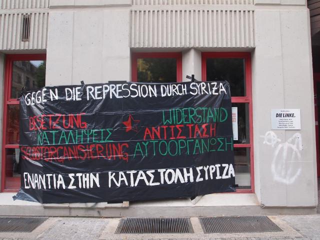 Dresden+syriza
