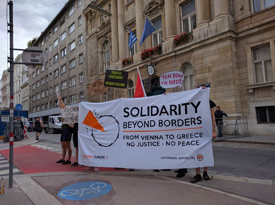 Vídeň+Syriza